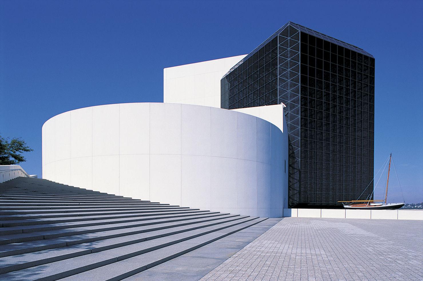John F. Kennedy Presidential Library and Museum, JFK, Boston, Massachusetts