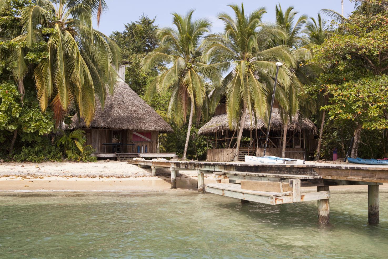 panama, bocas del toro, central america, caribbean, archipelago