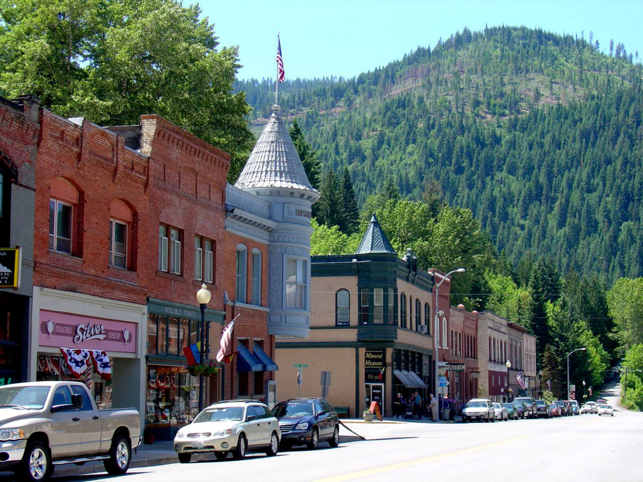 100 coolest small towns in america budget travel Smallest town in america