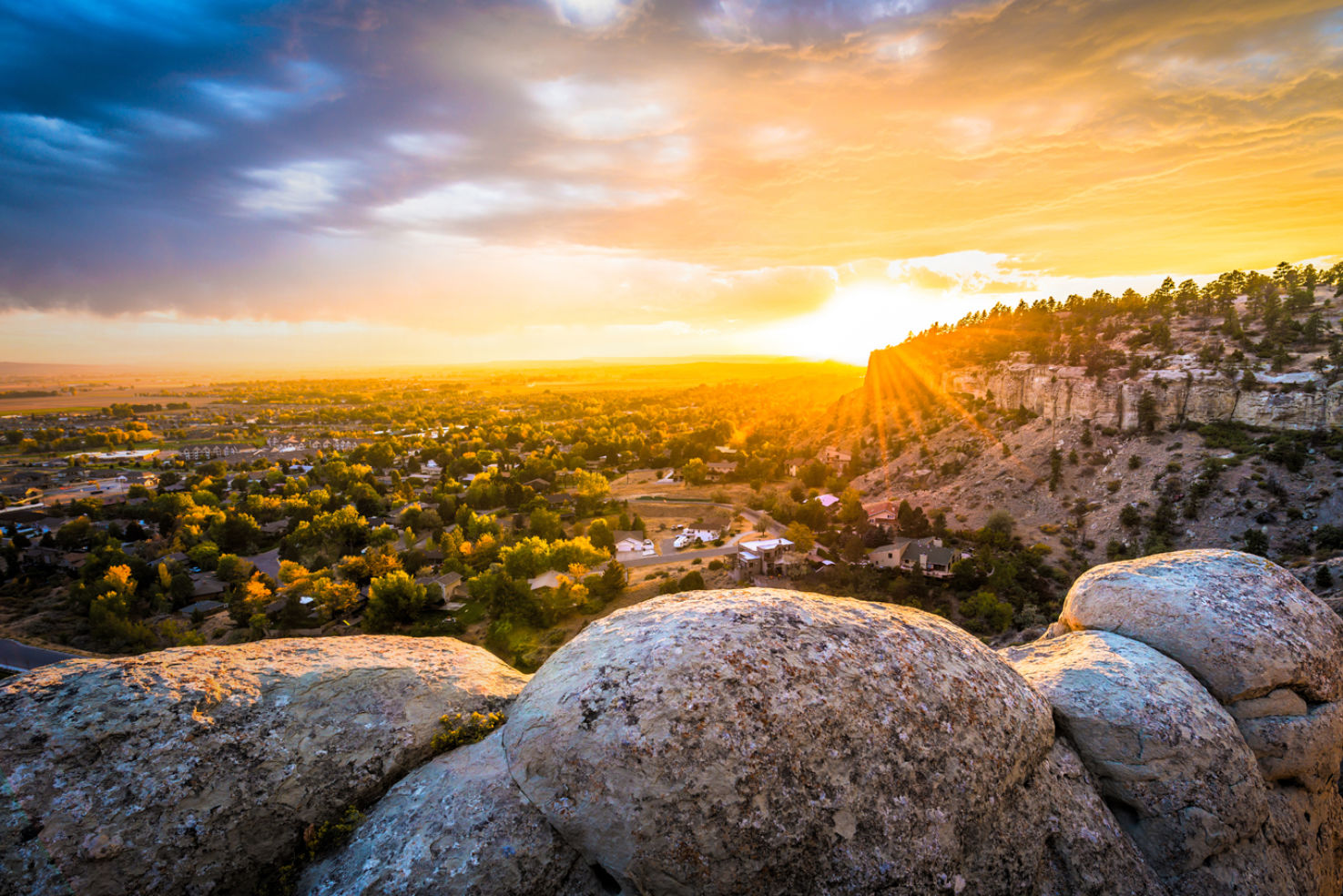 Montana's City, Billings, Montana