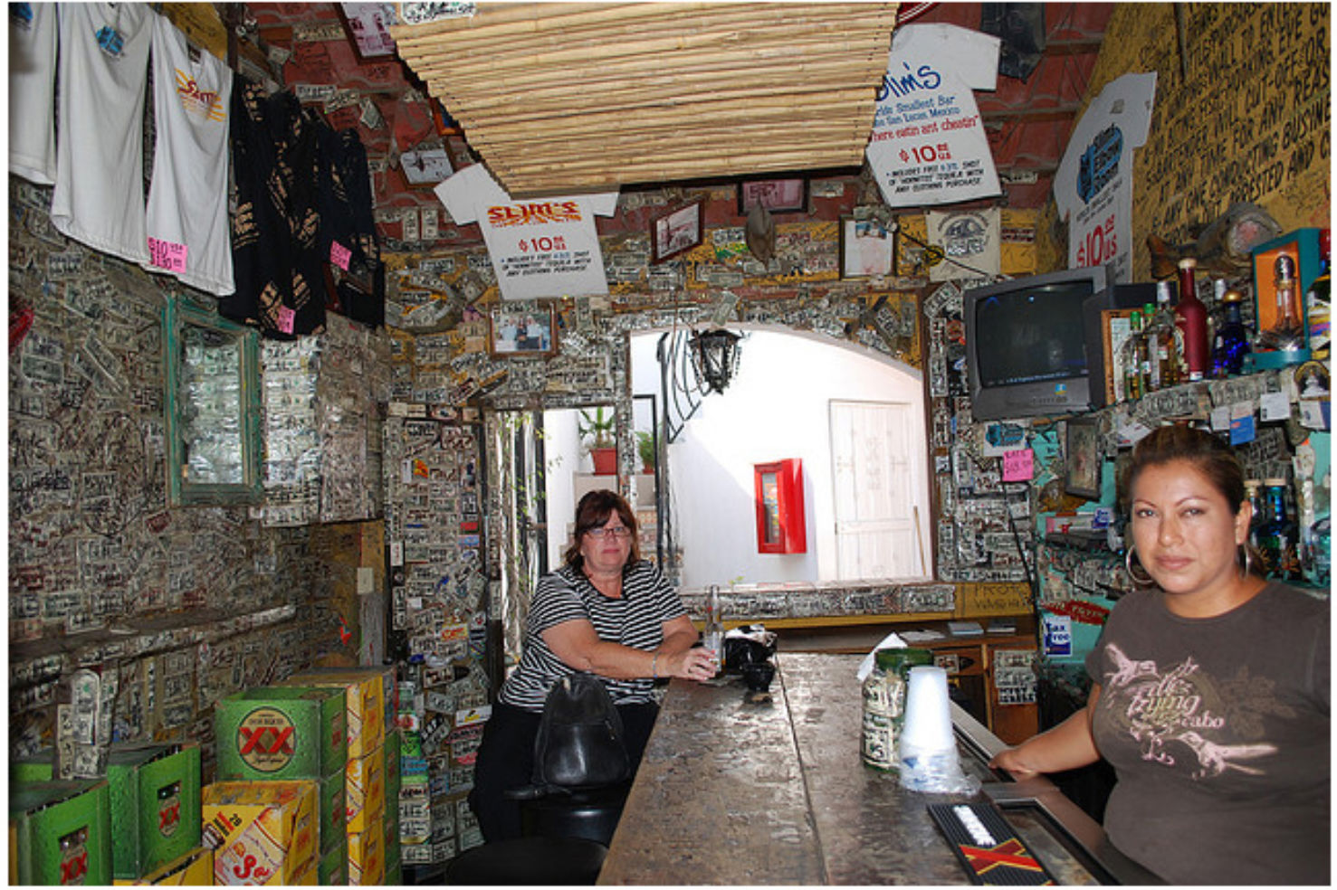 You Won't BELIEVE These 10 Smallest Bars in the World