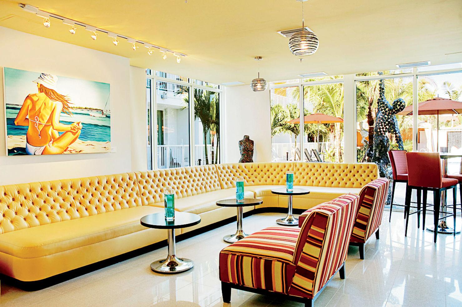 Hotel Urbano lounge