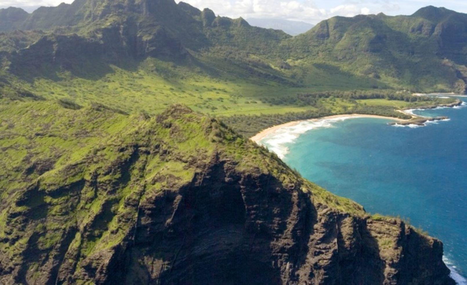Kauia, Hawaii