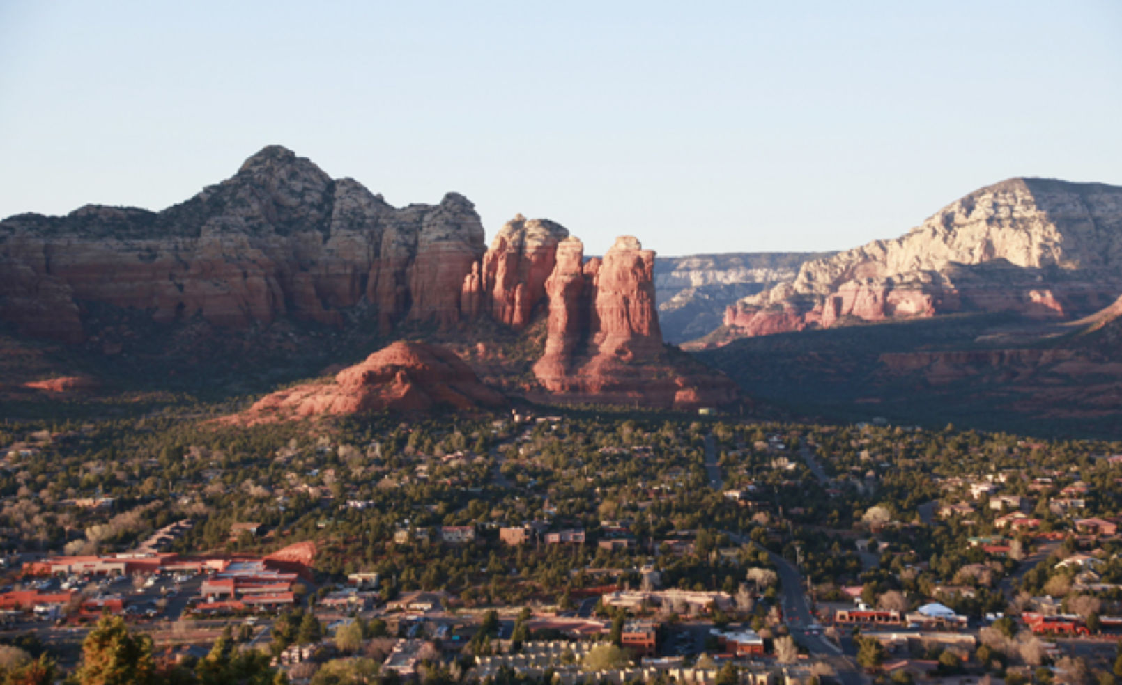 Sedona Arizona Red Rocks view