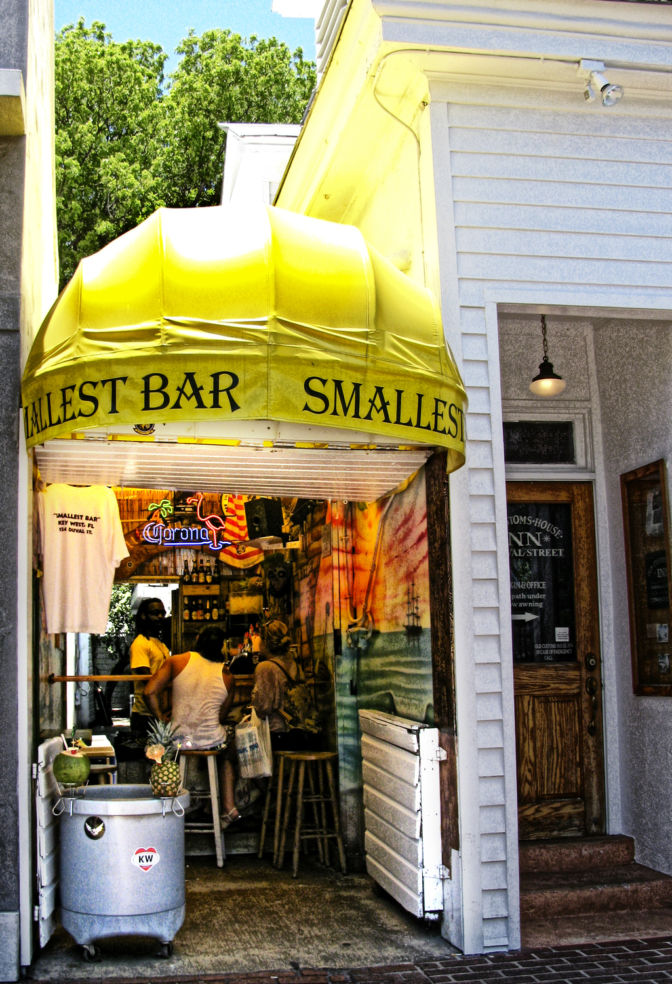 You Won T Believe These 10 Smallest Bars In The World