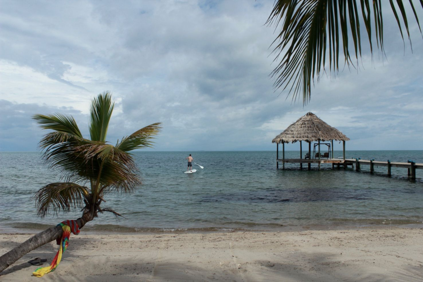 Maya Beach Hotel, Belize, Central America, Caribbean
