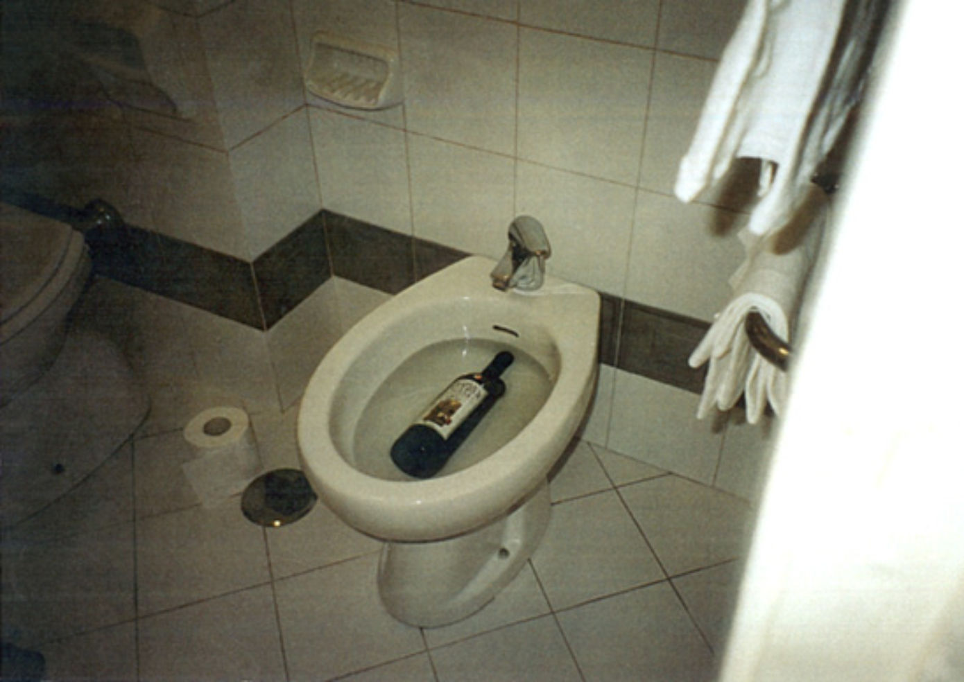 Slide Show Bad Bathroom Behavior Budget Travel