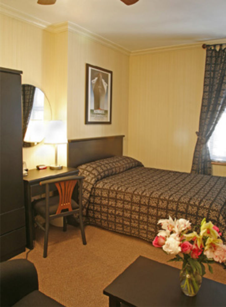 The Cosmopolitan Hotel, single room