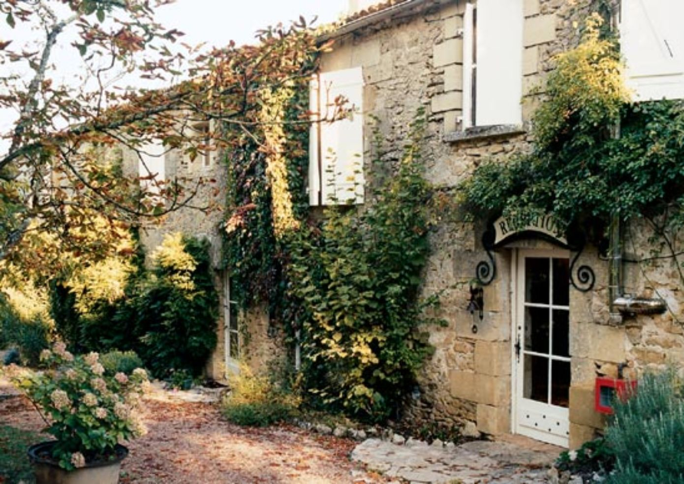 La Maison des Peyrat
