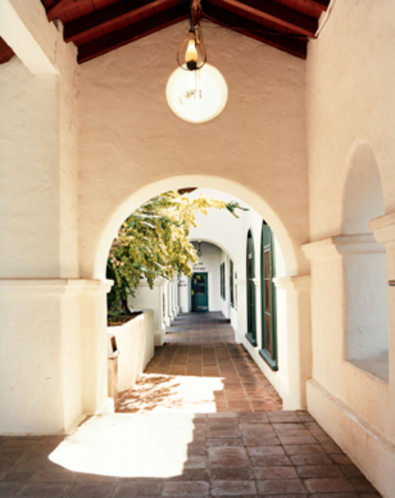 Hacienda Lodging