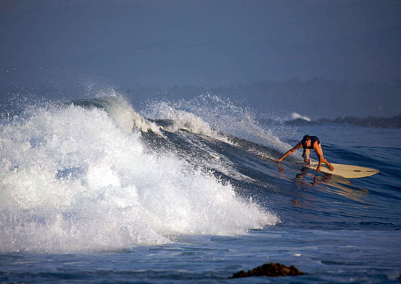 For surfers, the Inn at Manzanillo Bay has a private point break with consistent waves most of the year.