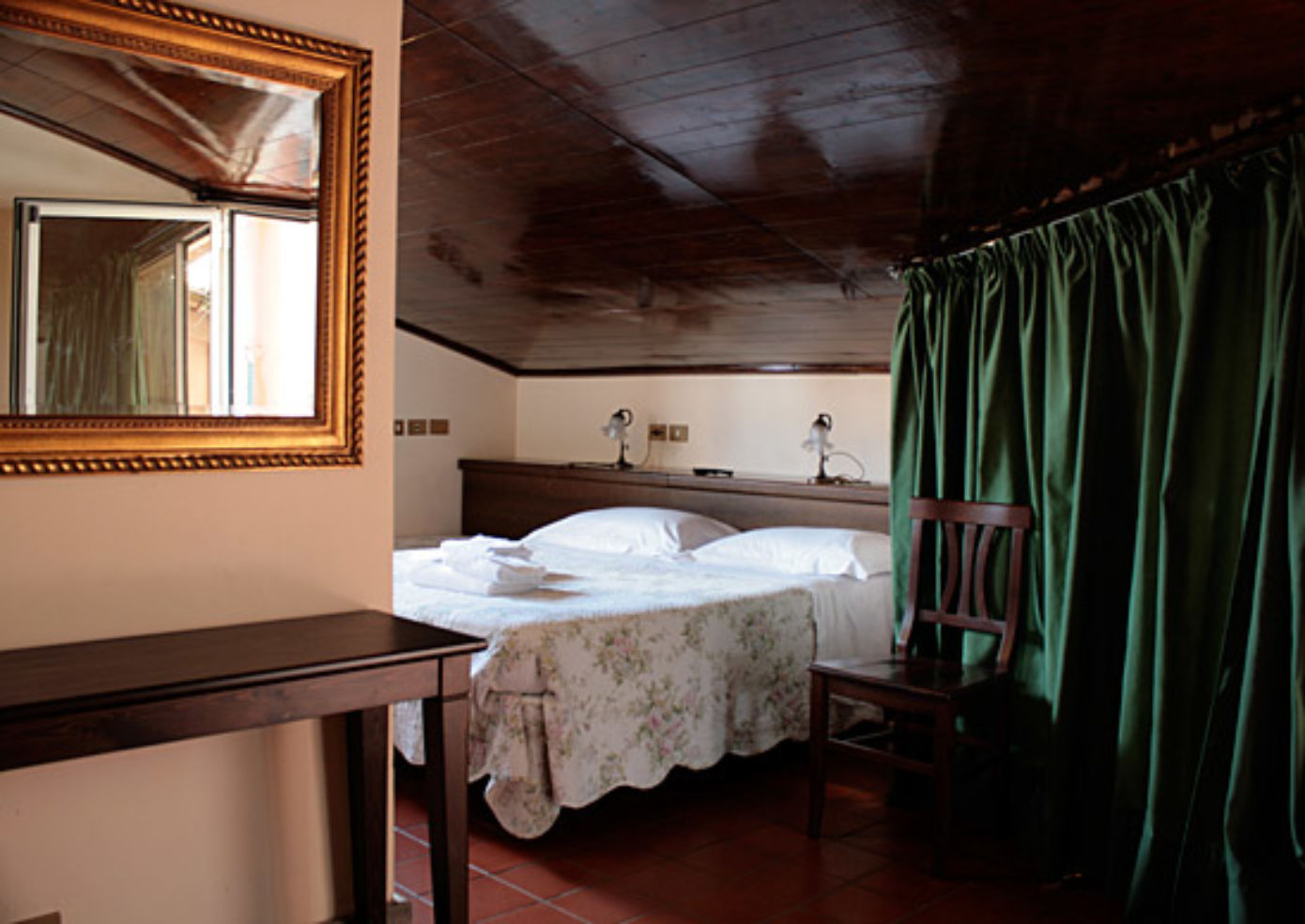 Room 62 at Okapi Rooms.