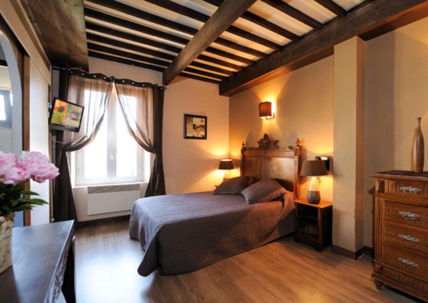 A room at