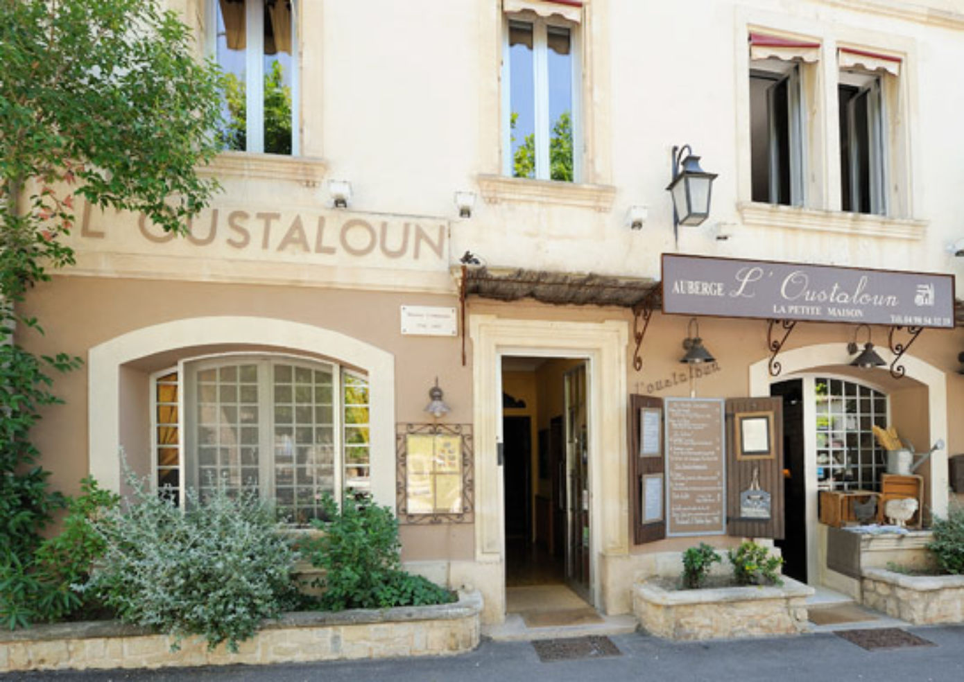 Hostellerie l'Oustaloun