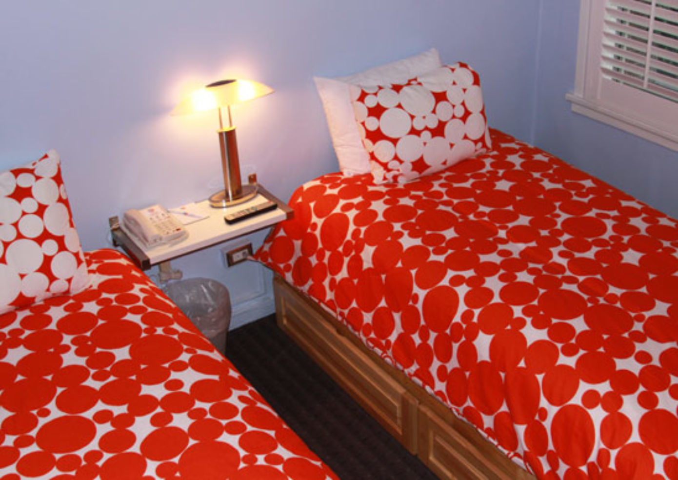 A twin room at Stay