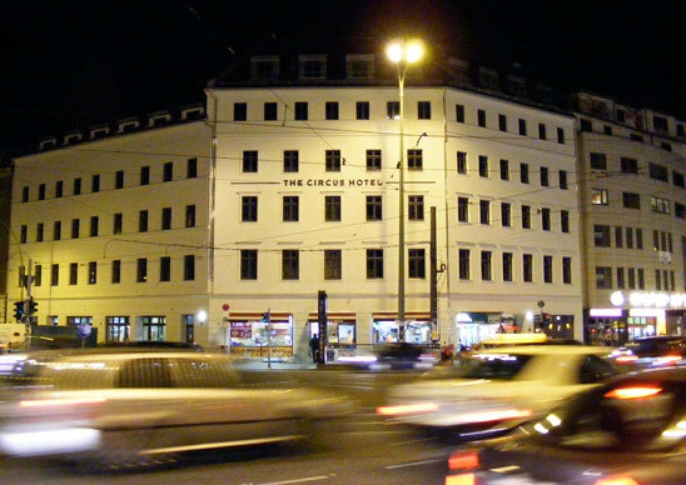 Circus Hotel in Berlin
