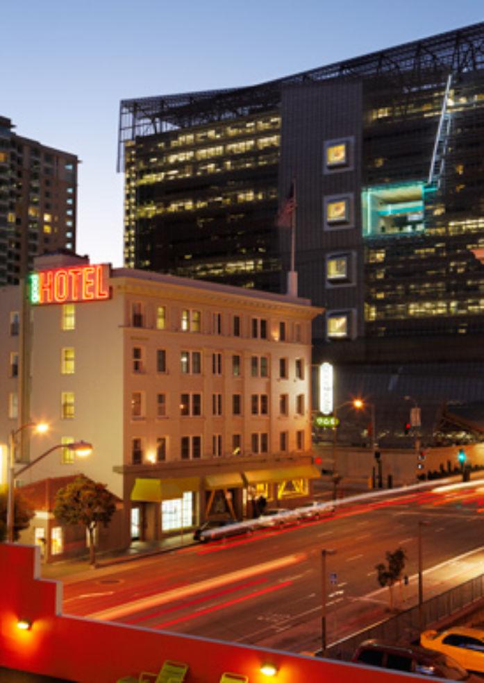 San Francisco's Good Hotel