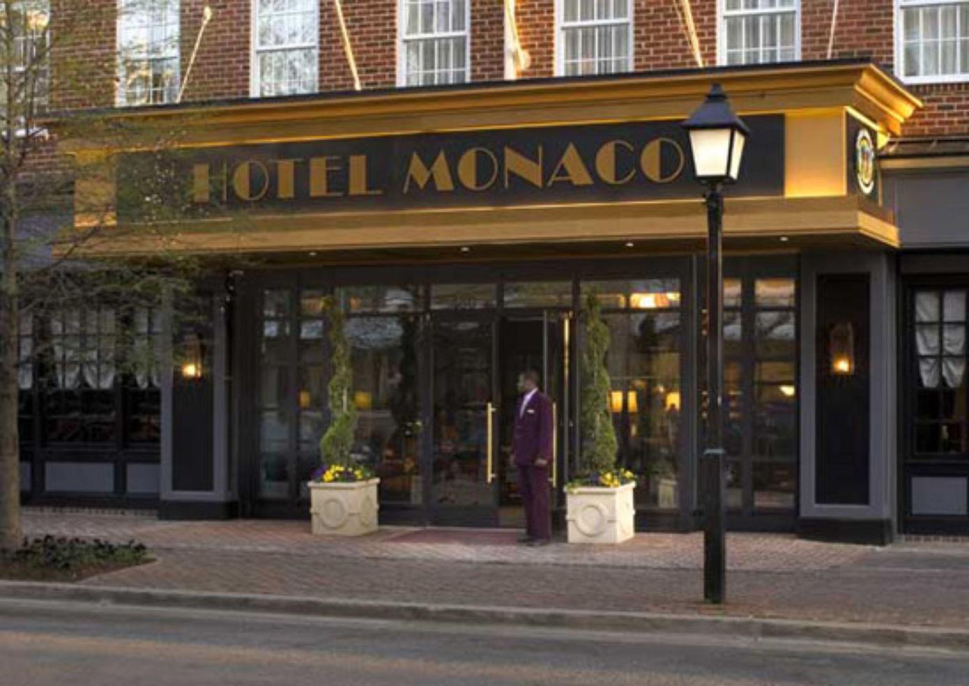 Hotel Monaco Alexandria