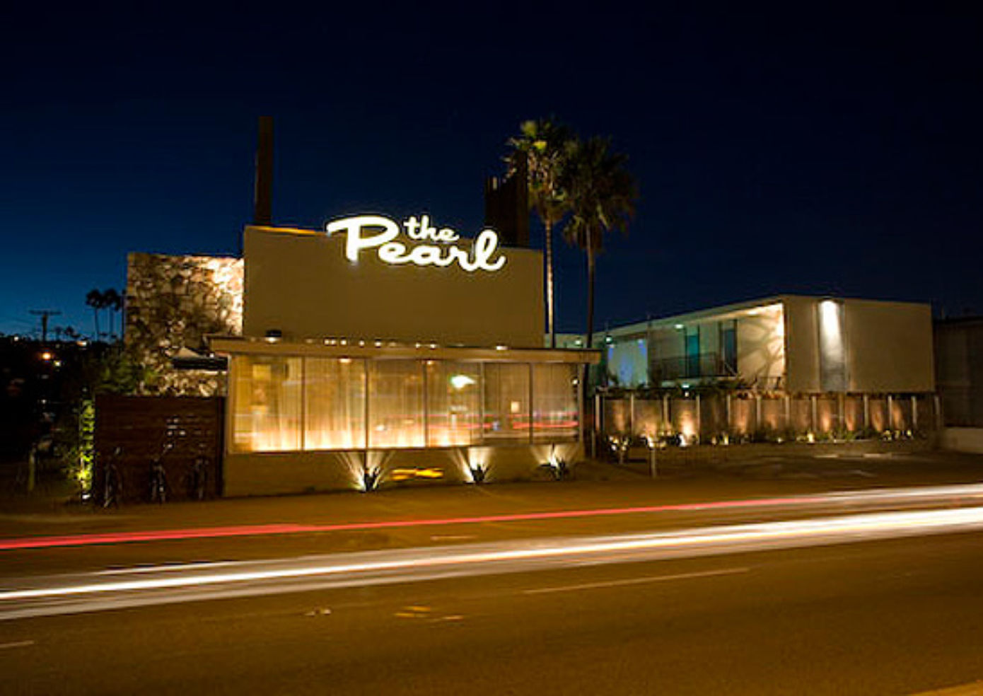 Pearl Hotel in San Diego