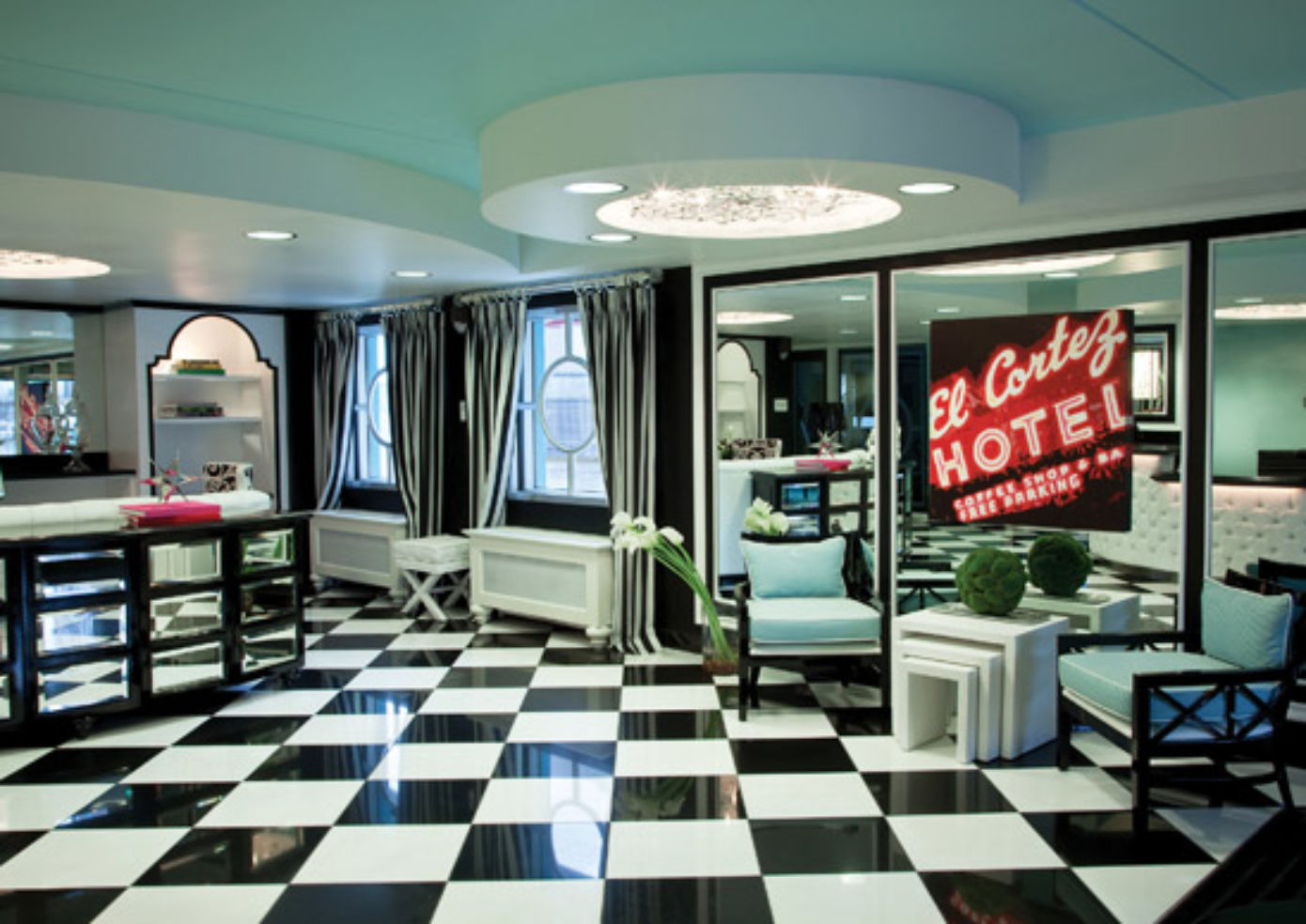 World 39 s best boutique hotels budget travel for El mural trailer