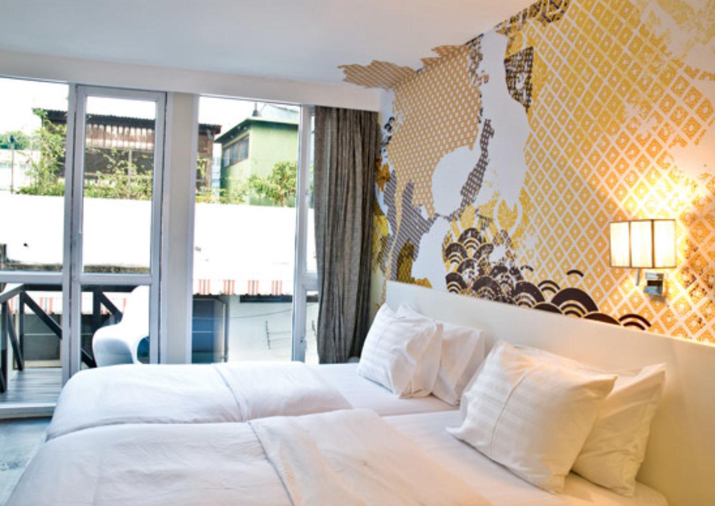World 39 s best boutique hotels budget travel for Hip hotels budget