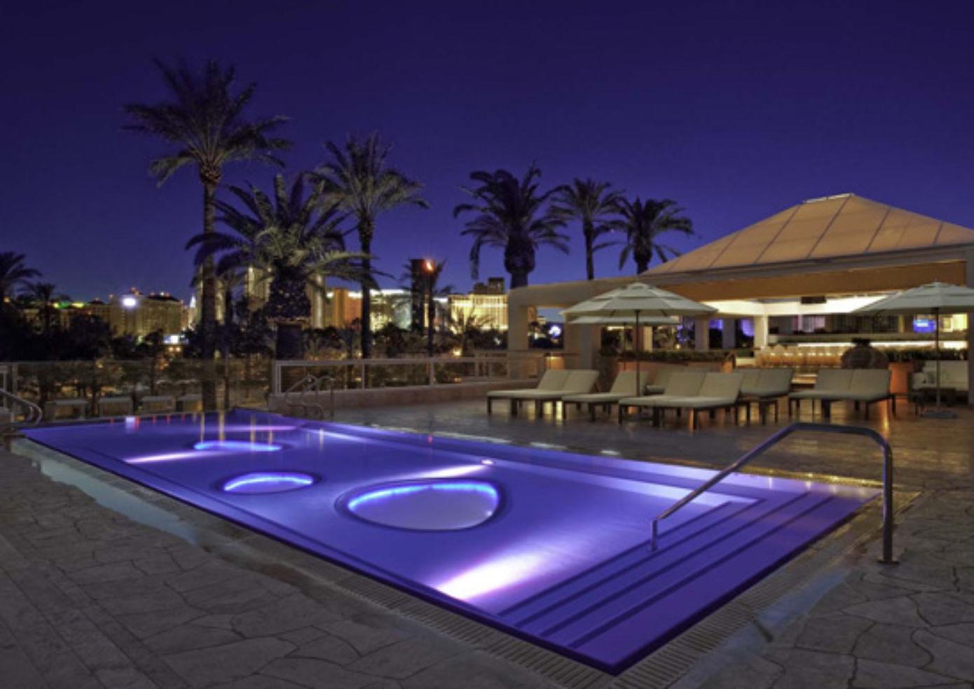 Hotel Appartements Luxuriose Einrichtung Hard Rock Hotel 963600 ...