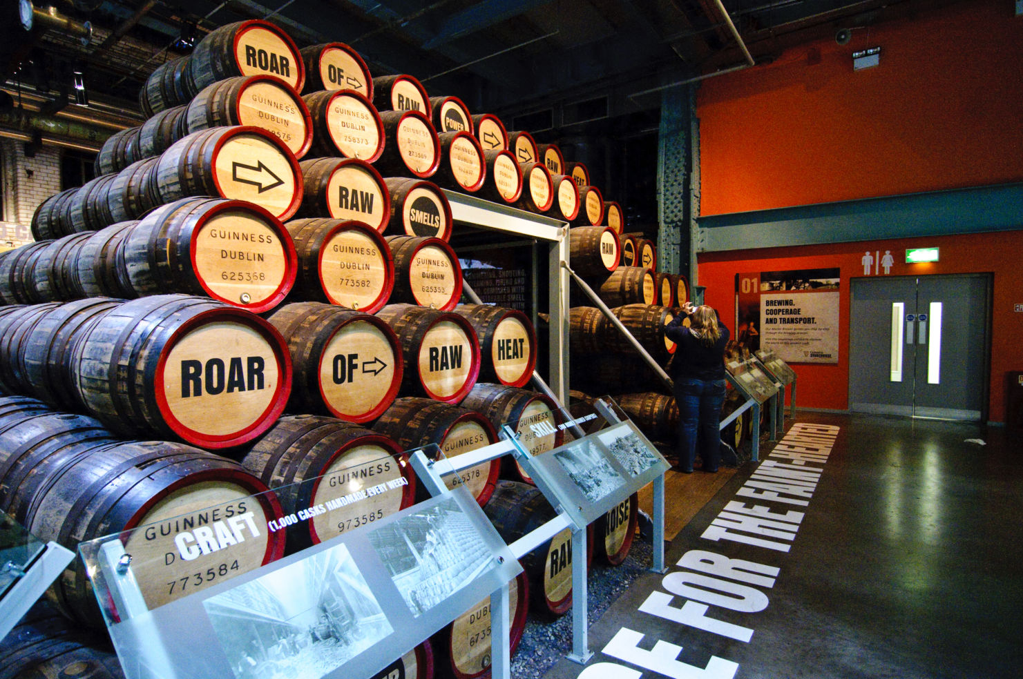 Guinness Storehouse, Dublin, Ireland, beer
