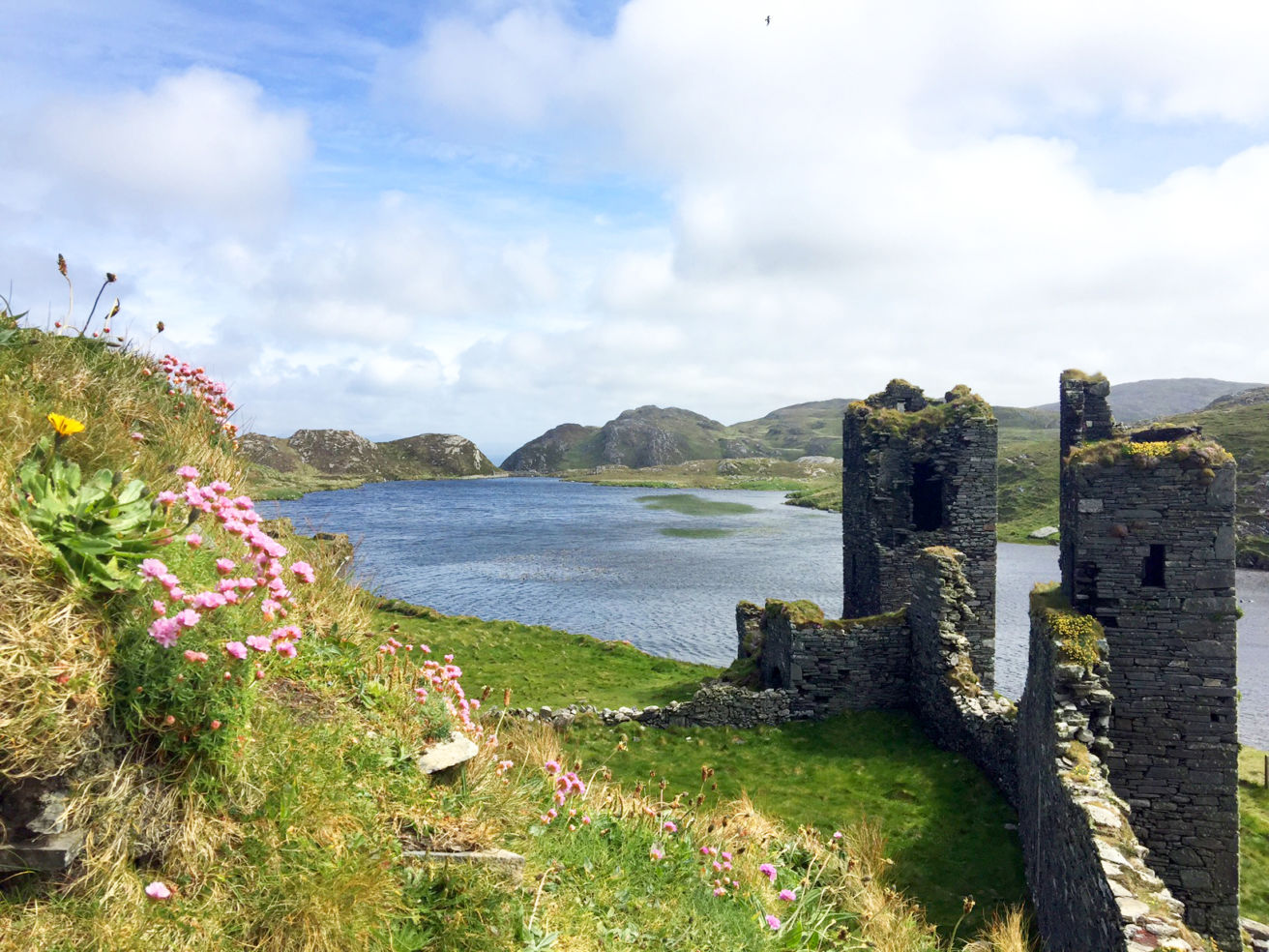Three Castle Head & Crookhaven Inn