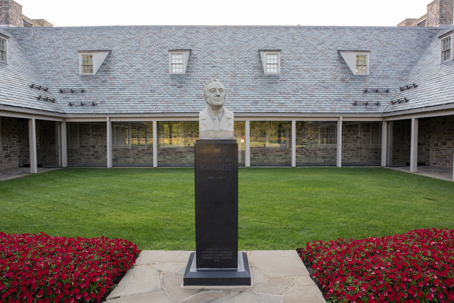 Franklin D Roosevelt, FDR, Hyde Park, Kingston, New York
