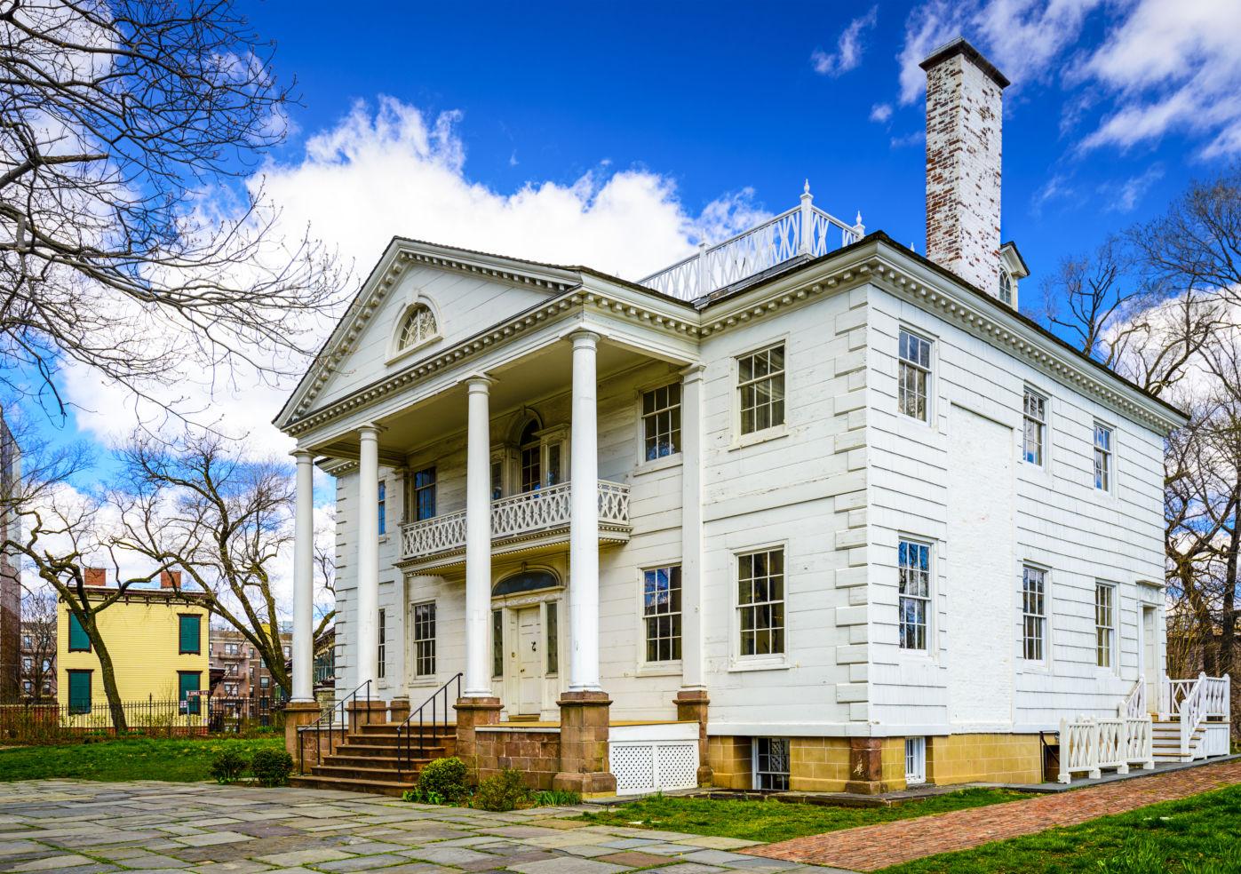 Morris-Jumel Mansion, Washington Heights New York City