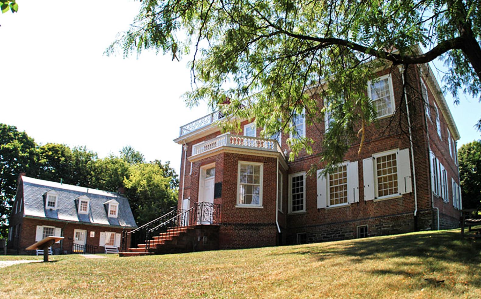 Hamilton Schuyler Mansion