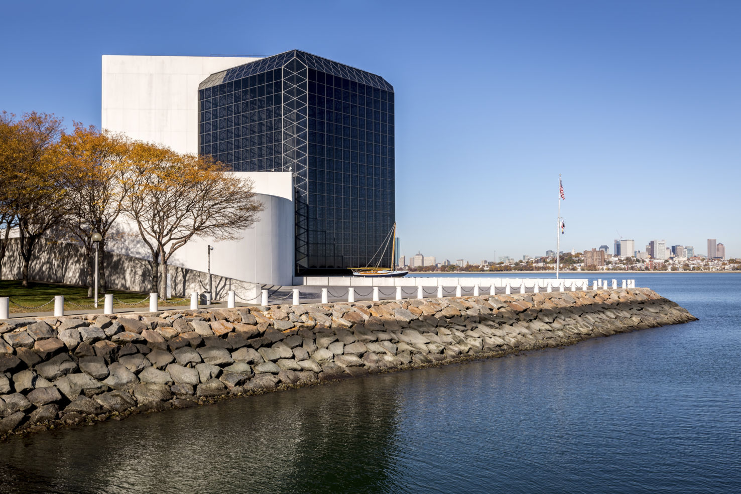 John F. Kennedy Presidential Library and Museum, JFK, Boston, Massachusetts