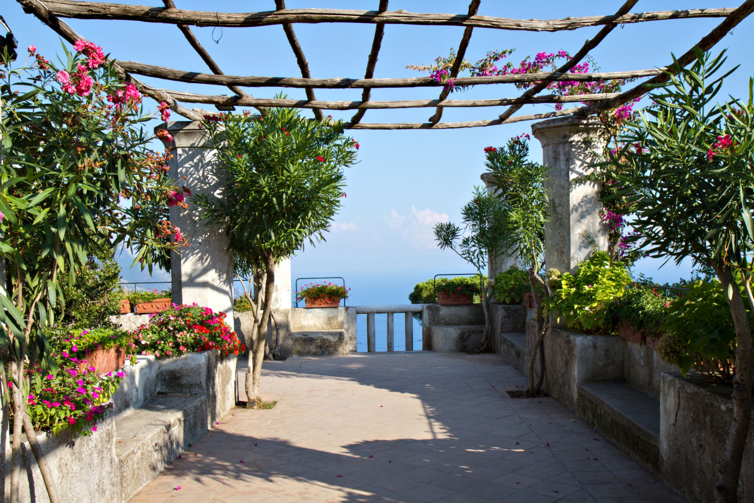 Photos yes you can afford italy 39 s amazing amalfi for Giardino mediterraneo