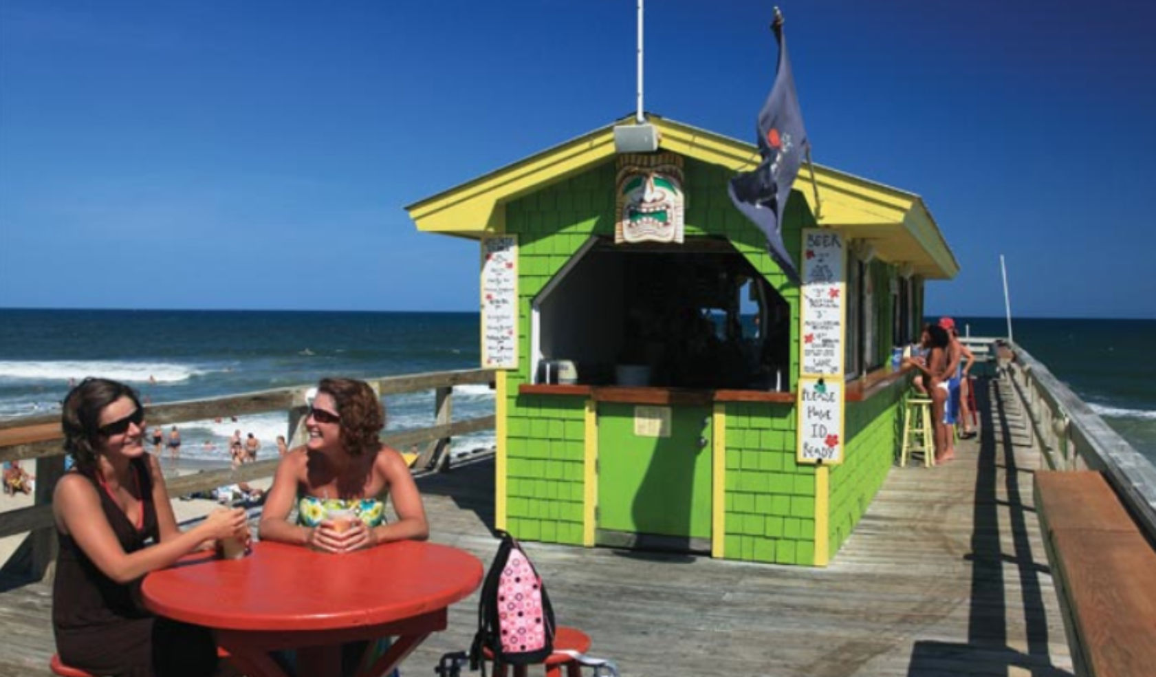 20 Affordable American Boardwalks