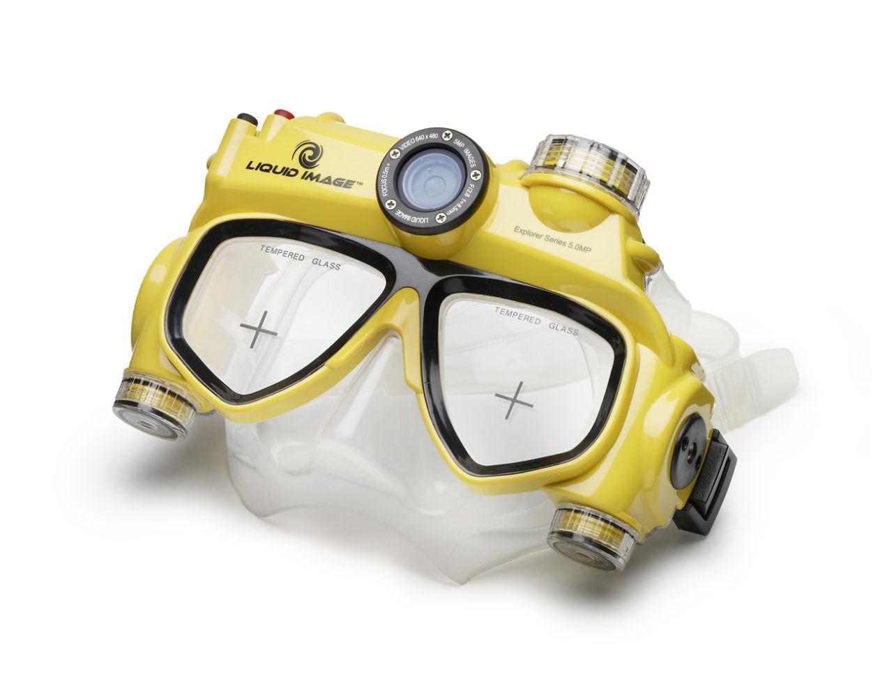 Beach Gear Snorkel Camera