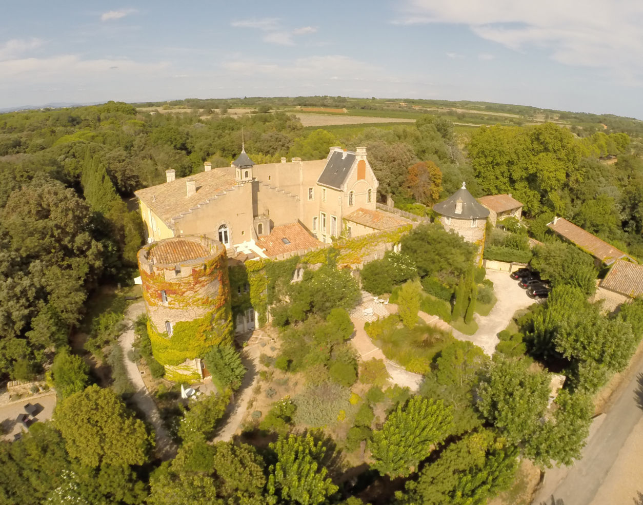 Check out these charming castles you can actually stay for Castles to stay in france