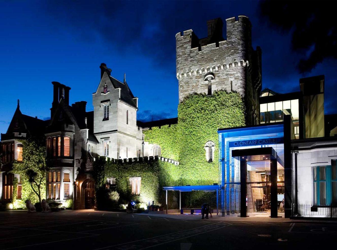 Ireland's Clontarf Castle