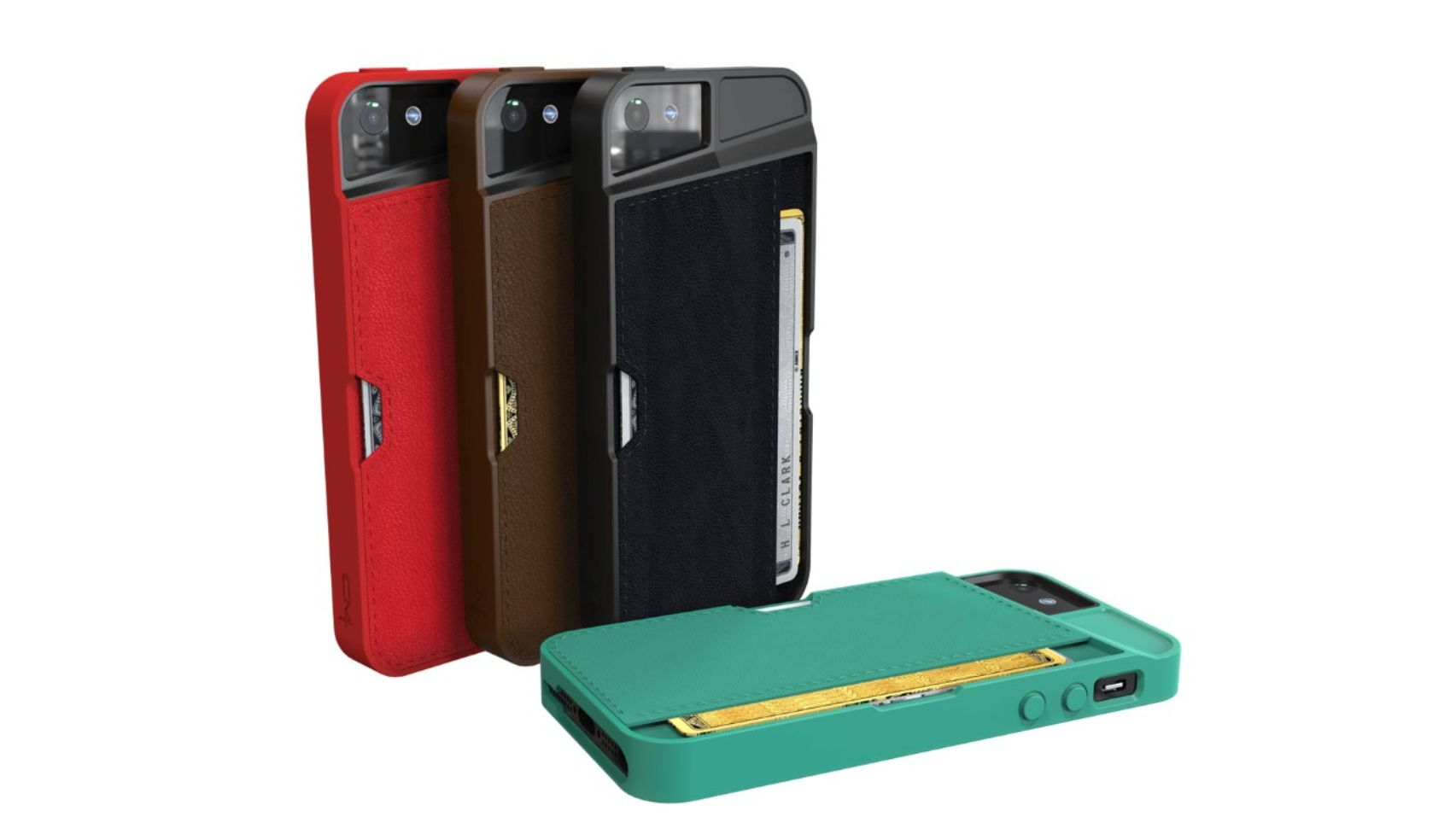 CM4 Q Card Case for iPhone