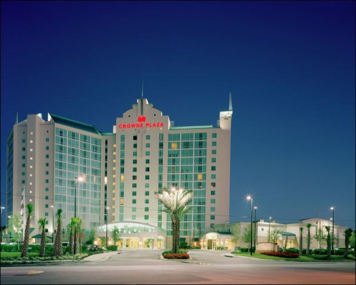 Crowne Plaza in Orlando FL