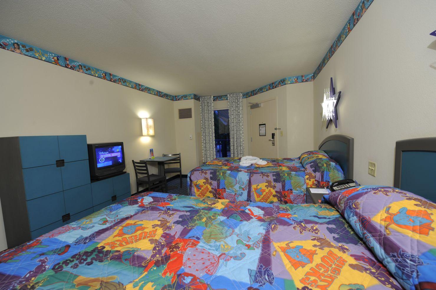 Photos Disney S All Star Movies Resort Budget Travel