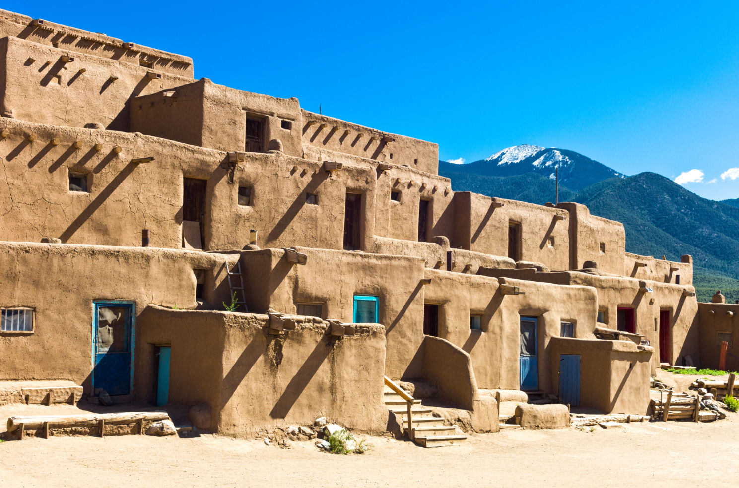 Native American Budget New Mexico Travel
