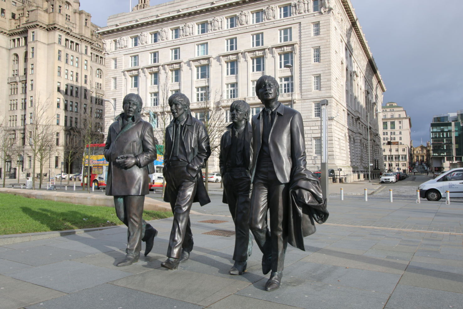 Liverpool, UK, The Beatles