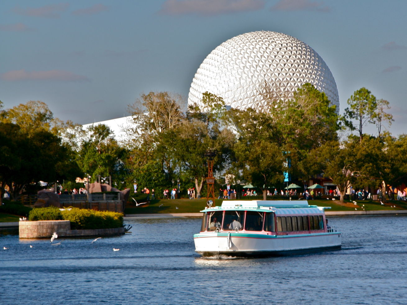 EPCOT in Walt Disney World Orlando, Florida