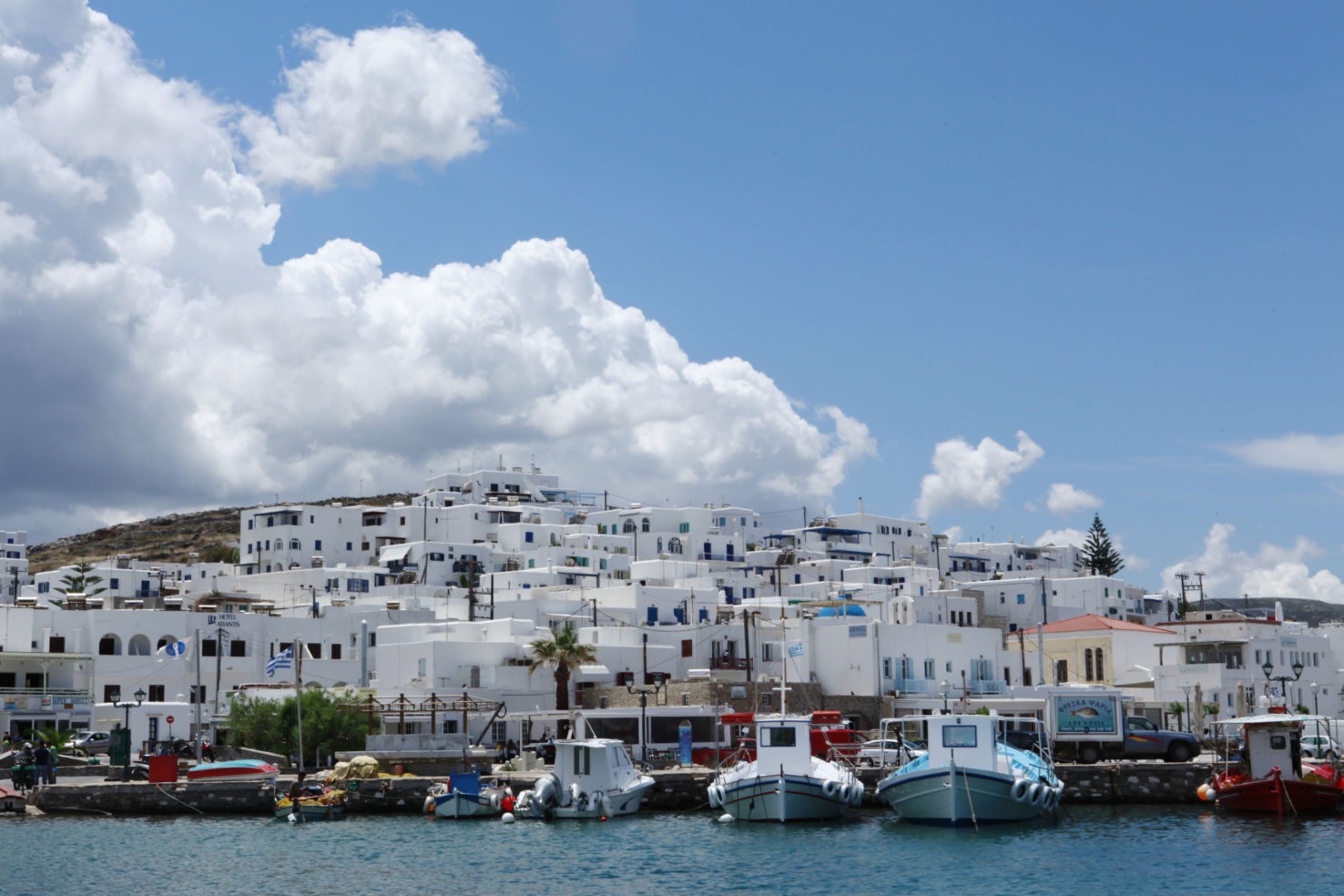 A Greek Island Vacation You Can Afford