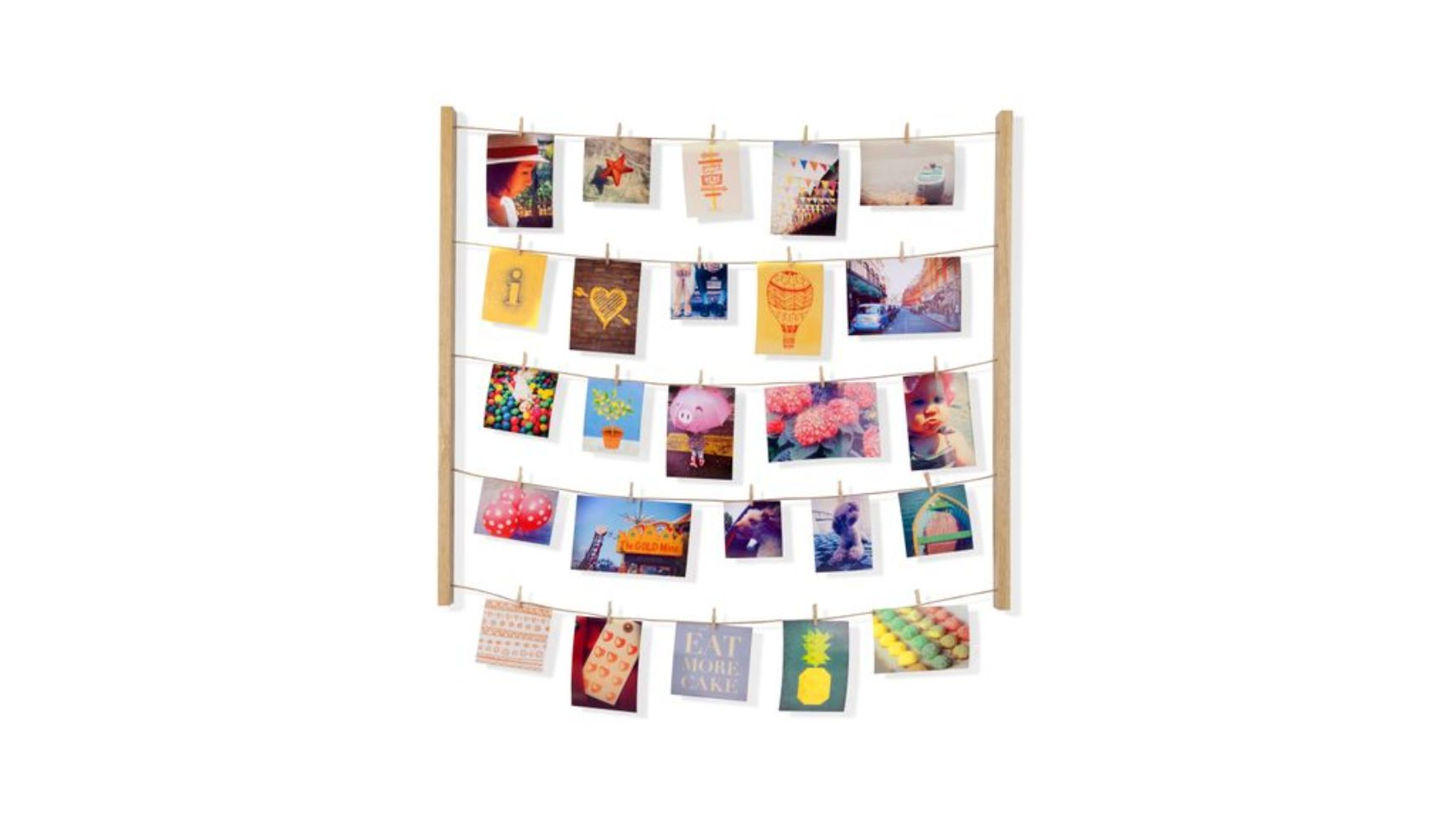 Hang It Photo Organizer