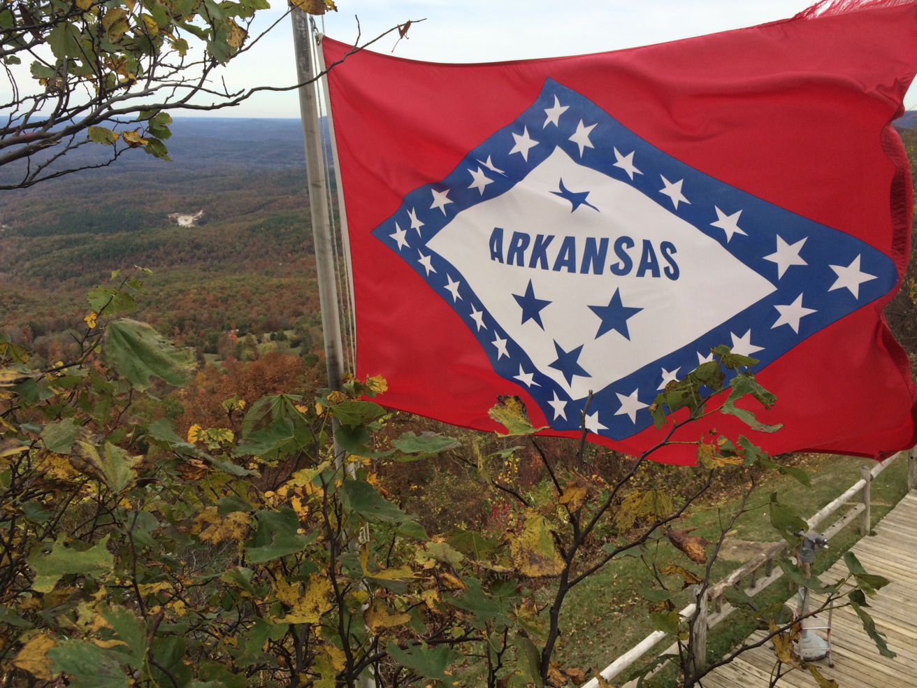 I'm very proud to call Arkansas my home state. It's is absolutely beautiful. I can leave my home and travel short distances in any direction to find an area to enjoy and explore. State Parks, Lakes and attractions are abundant here.