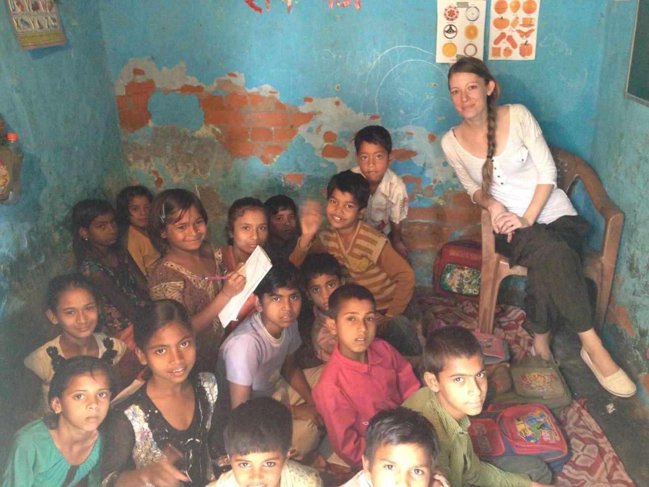Volunteering India IVHQ