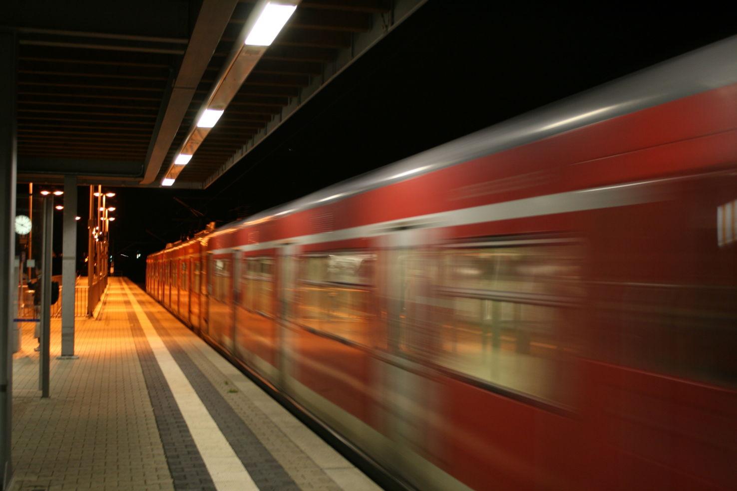 Night train to frankfurt