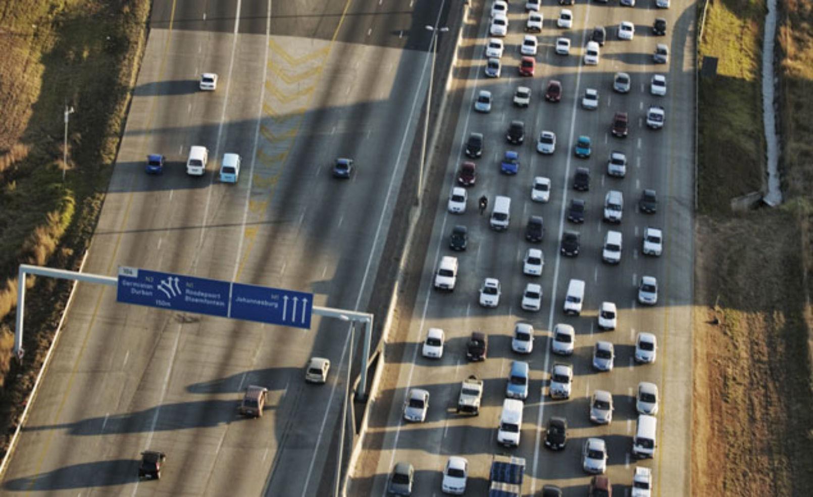 Johannesburg highway