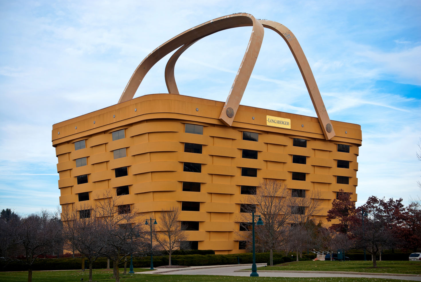 Longaberger Company Baskets in Ohio